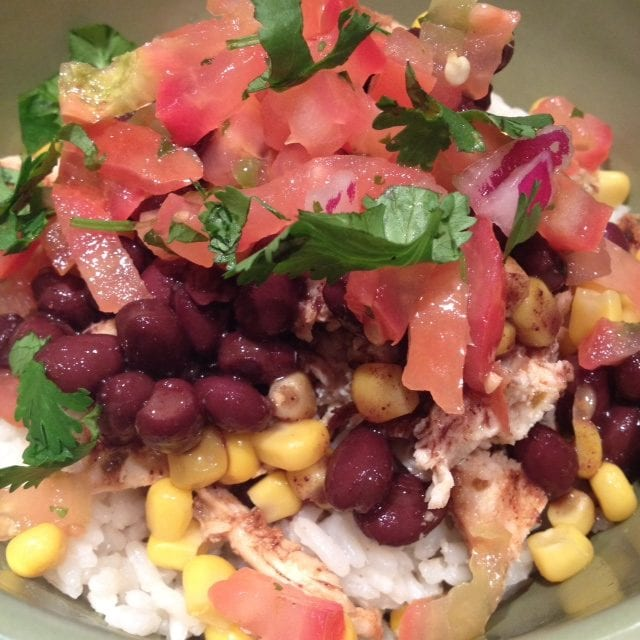 Chiotle Burrito Bowl | New Orleans Moms Blog