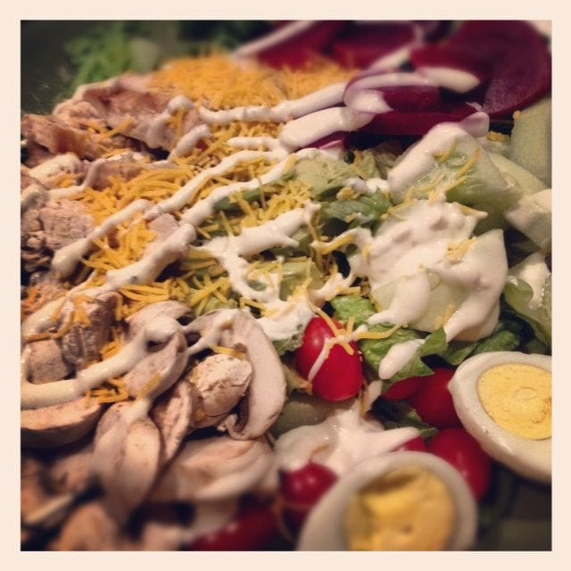 Cobb Salad | New Orleans Moms Blog