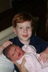 Big brother little sister | New Orleans Moms Blog