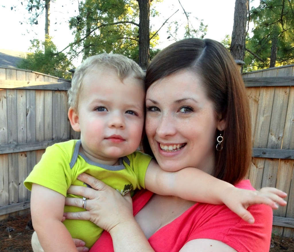 Mom and son | New Orleans Moms Blog