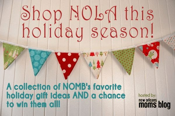 Shop NOLA - a collection of New Orleans gift ideas | New Orleans Moms Blog