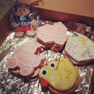personalized cookies New Orleans | New Orleans Moms Blog