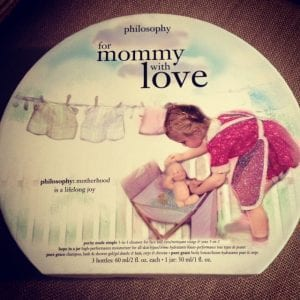 gift idea for a new mom | New Orleans Moms Blog