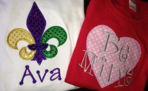 Ki and Mi Embroidery