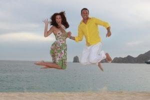 Laura Valenti and Ricky Valenti_Cabo San Lucas