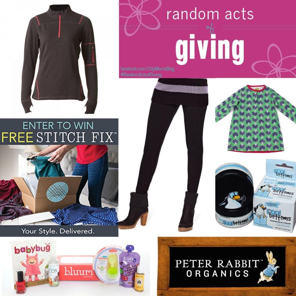 RAOG Week 1 Giveaway Collage