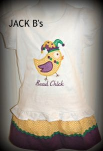 Jack B's Embroidery