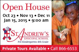 St. Andrew's Open House