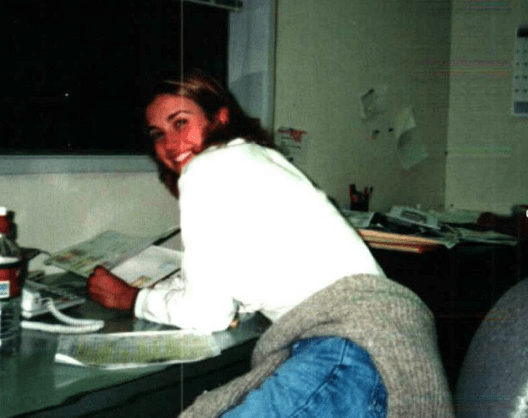 1996 Heather at 19