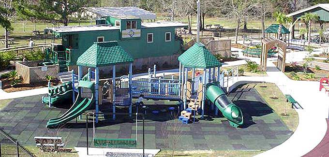 Used with Permission from the Kids Konnection Playground Website