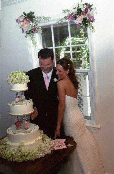 trish & matt wedding