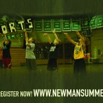 Strive to be a champion at Newman Summer Sports Camps {Giveaway}