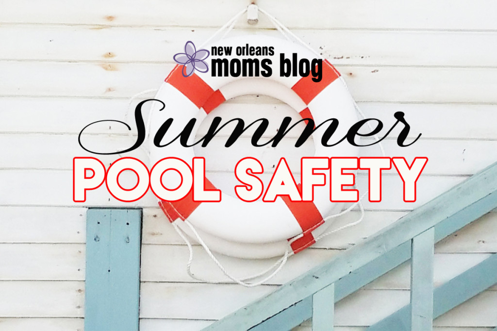 SummerPoolSafety