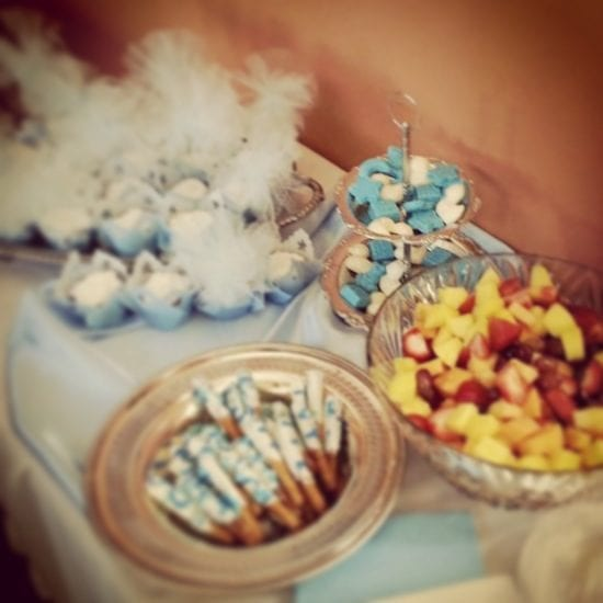 New Orleans Baby Shower