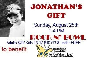 jonathan's gift