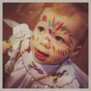 The Joy Of Raising a NOLA Baby