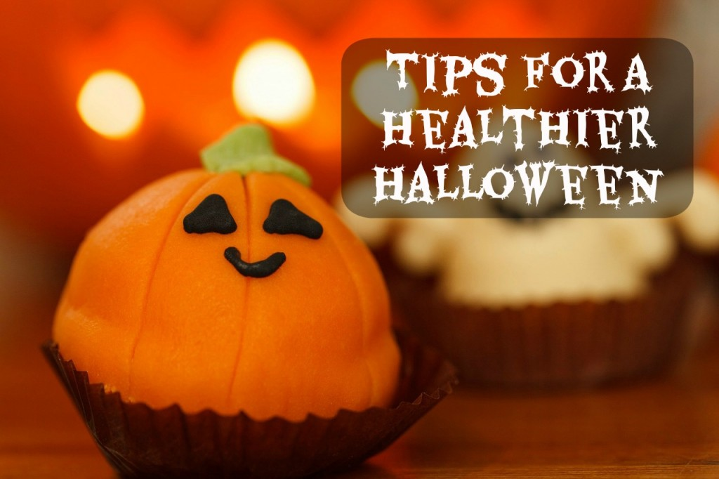 Healthier Halloween Tips