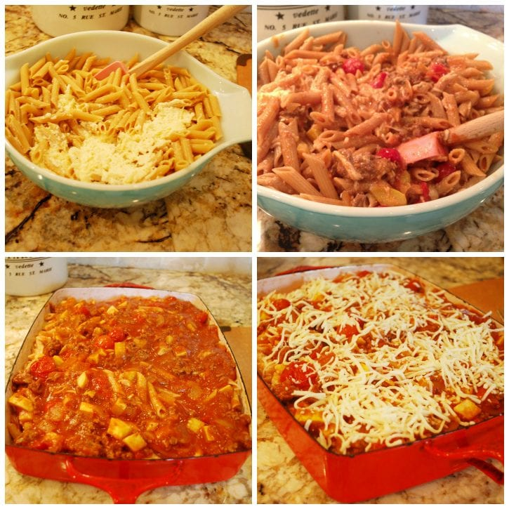 Guilt Free Baked Ziti: Comfort Food Without All The Calories