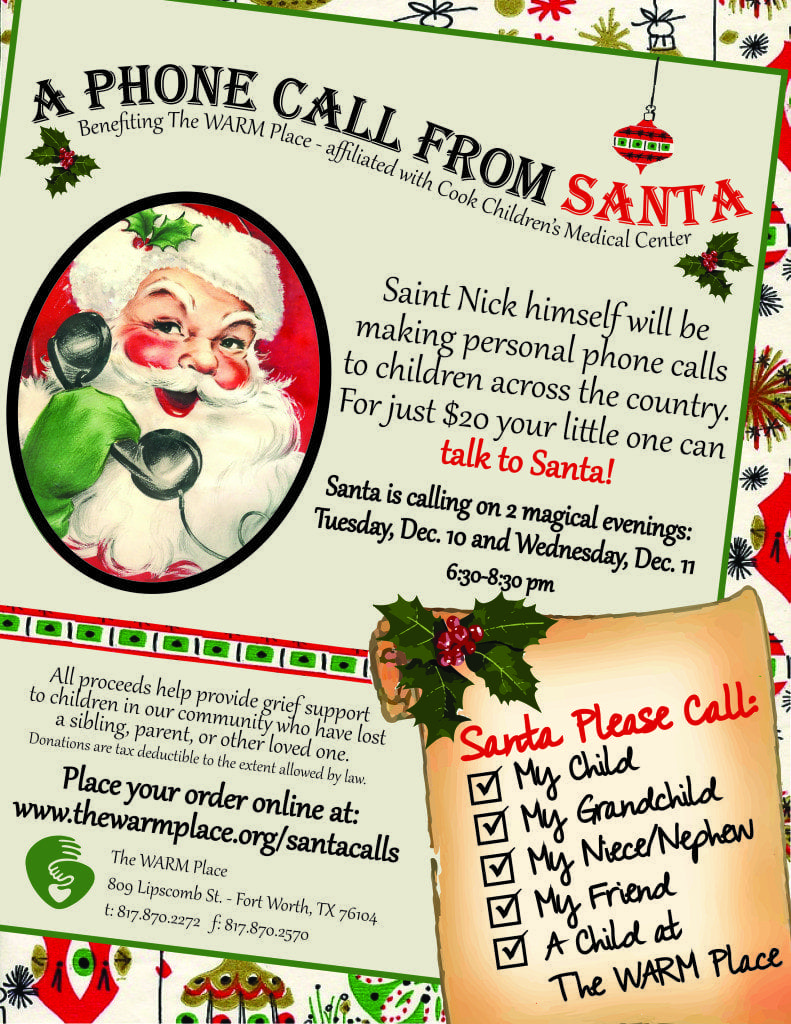 Call From Santa 2013 | New Orleans Moms Blog