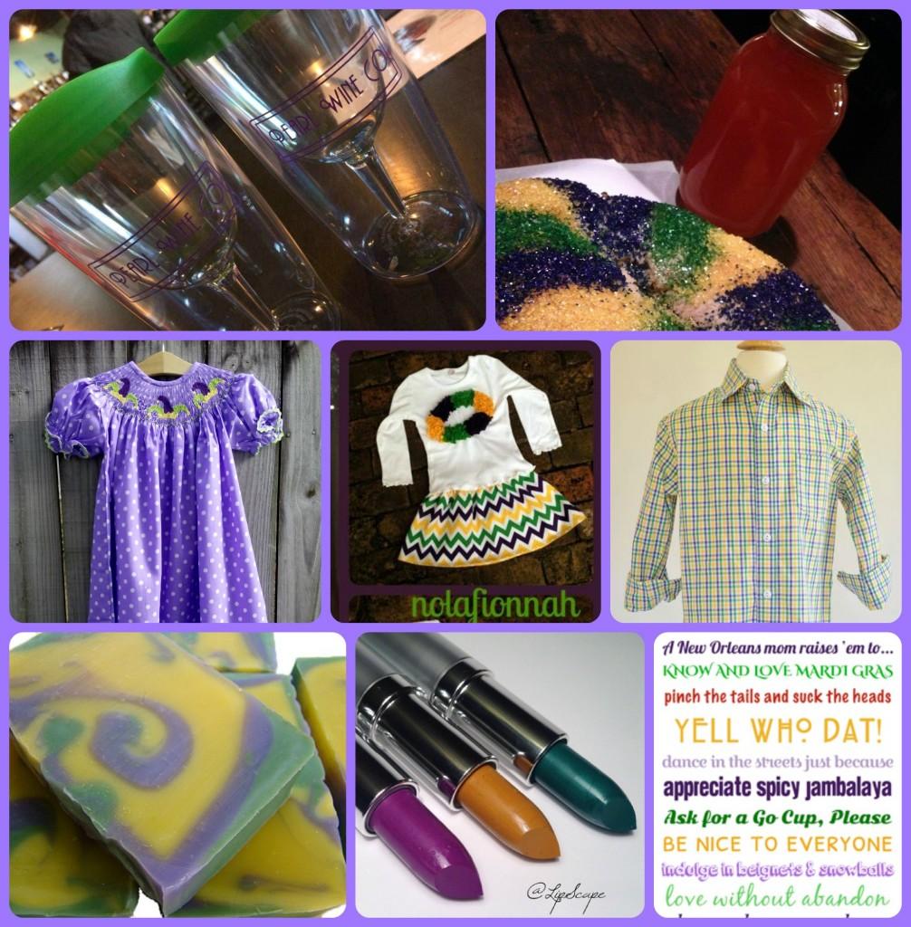 Mardi Gras Giveaway 1