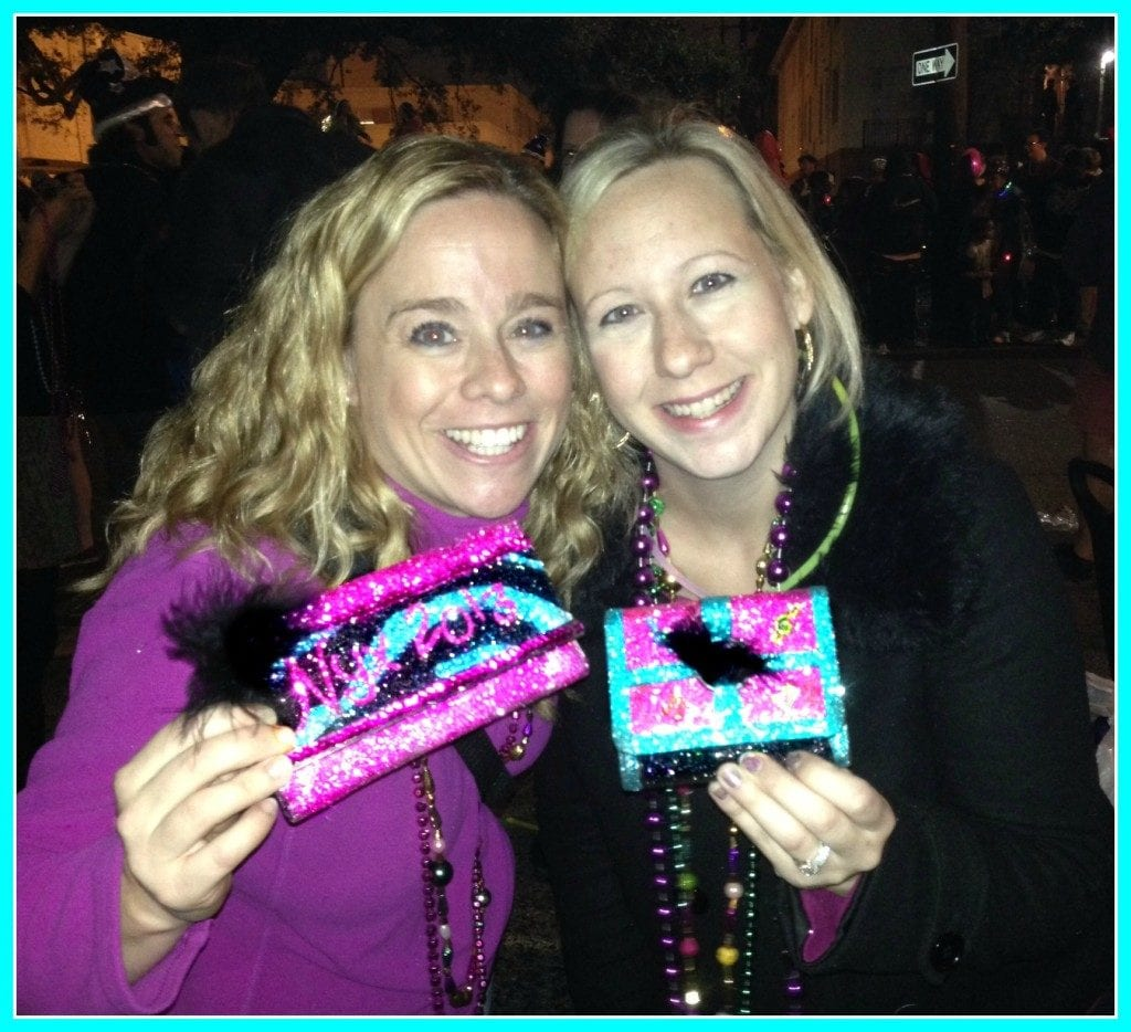 NYX Throw | New Orleans Moms Blog