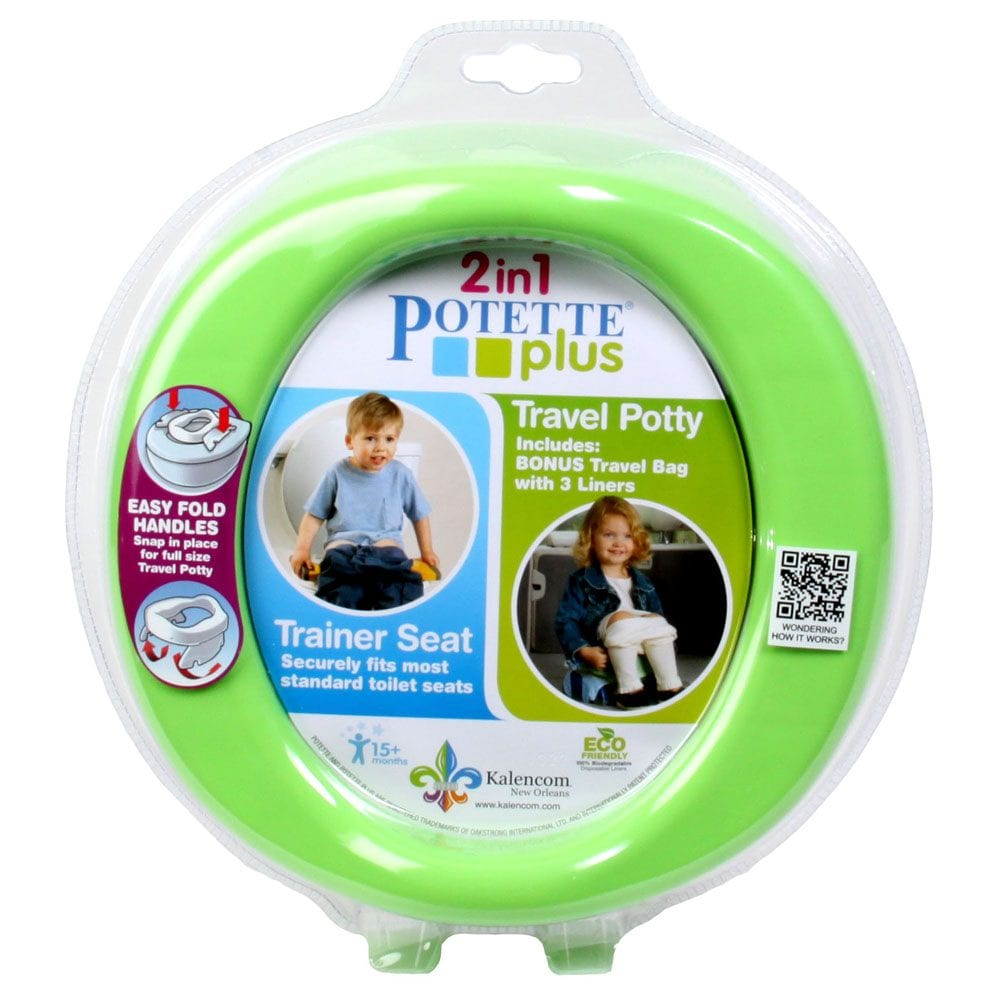Potette Plus Green SKU#  1DCCCA56 In Package