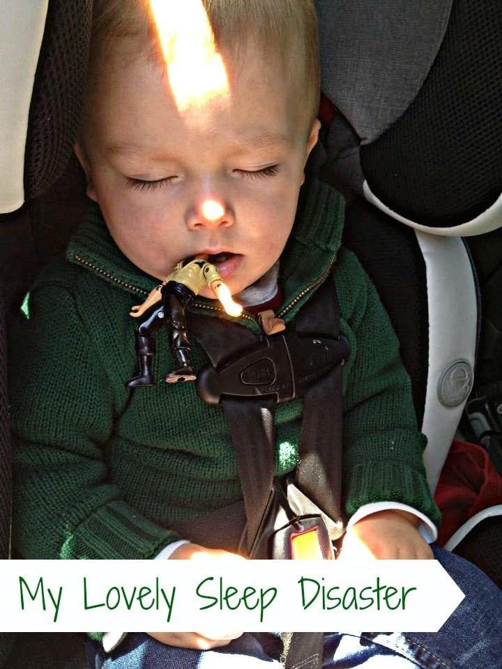 My Lovely Sleep Disaster | New Orleans Moms Blog