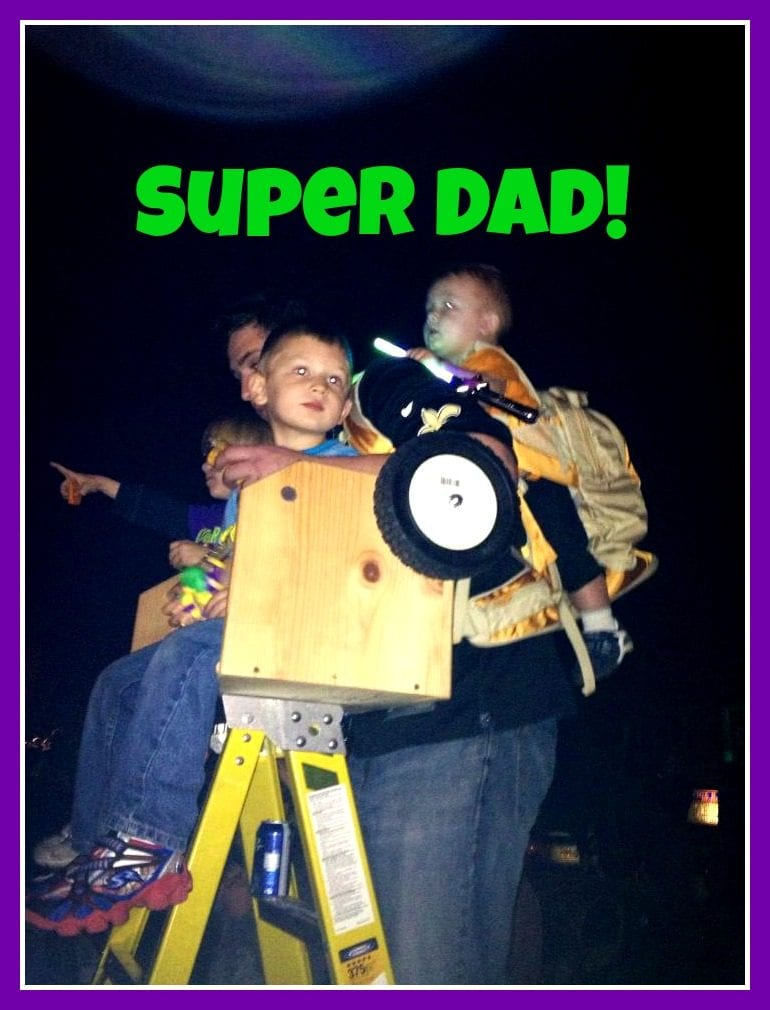 Super Dad | New Orleans Moms Blog