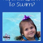 When Should My Child Learn To Swim?