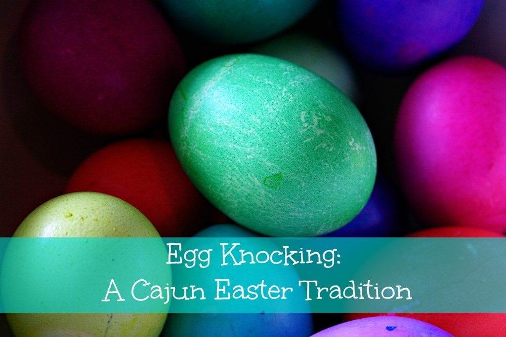 Egg Knocking I New Orleans Moms Blog