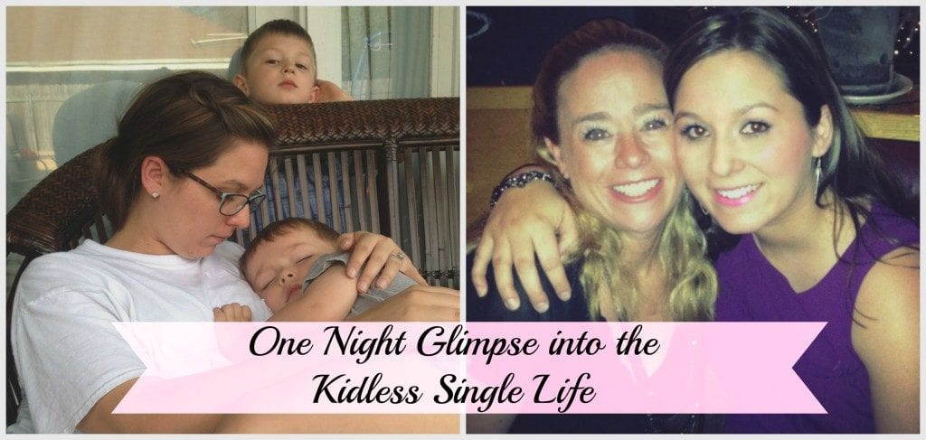 One Night Glimpse into the Kidless Single Life | New Orleans Moms Blog