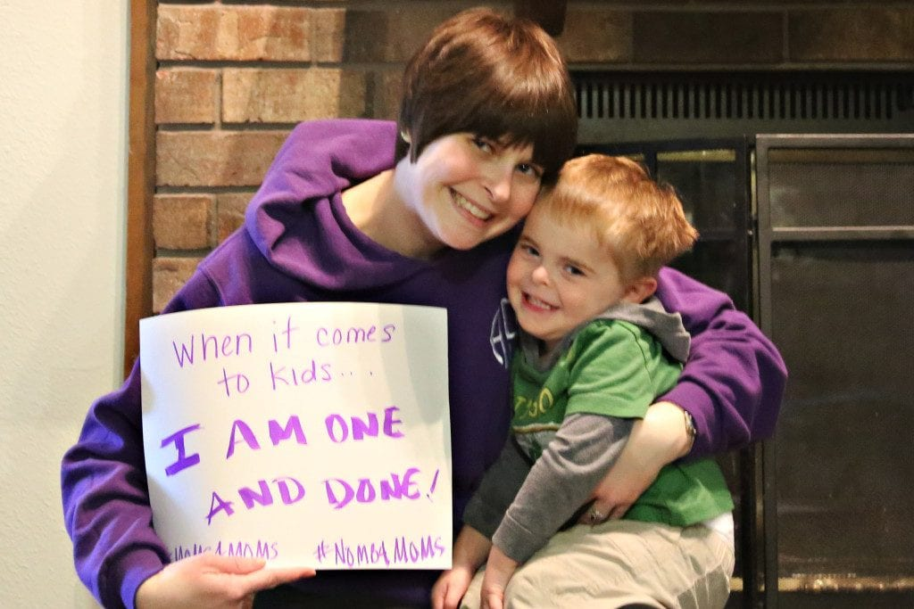 One and Done I New Orleans Moms Blog