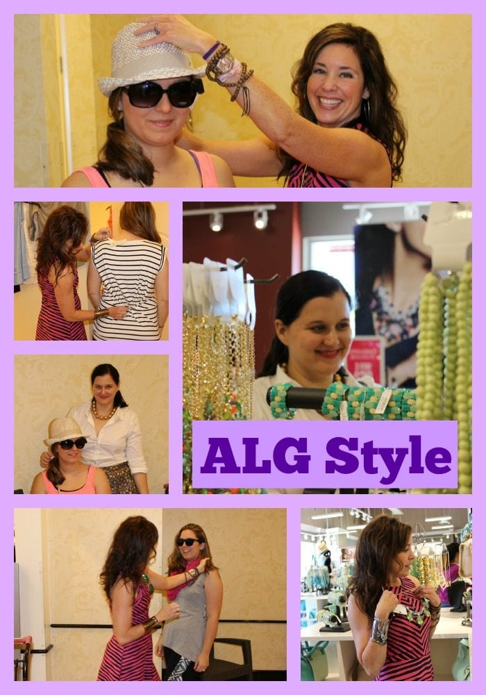 ALG Style Collage