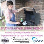 Girl vs. Grill Event Announcement {Sponsored by Touro Infirmary and Langenstein's}