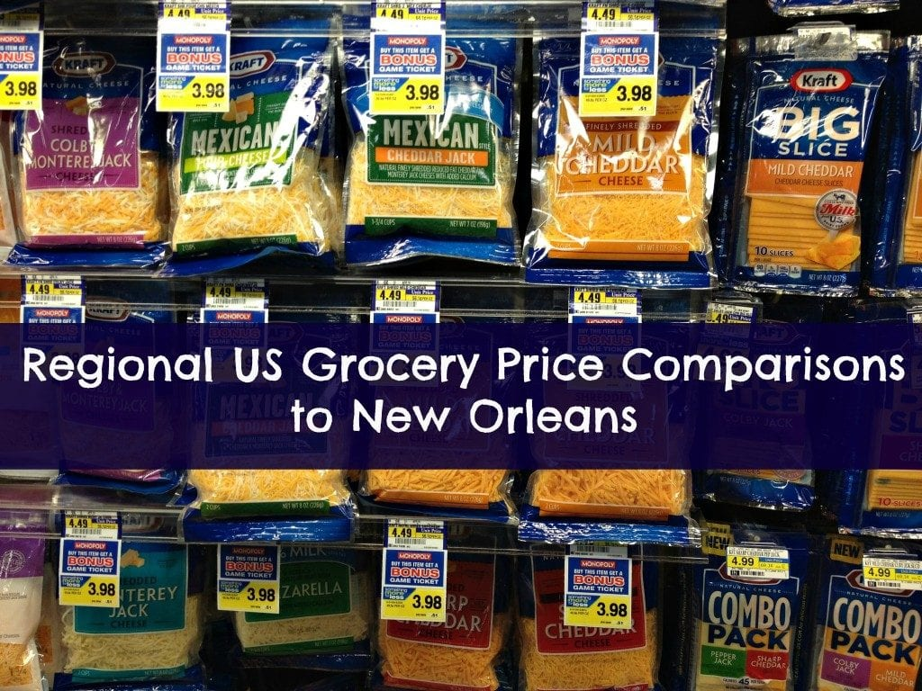 High Cost of Groceries I New Orleans Moms Blog