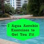 7 Aqua Aerobic Exercises That Will Get You Fit!
