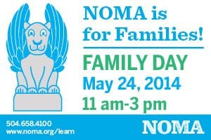 #NOMAisForFamilies Family Day.