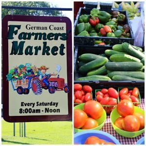 German Coast Farmers Market I New Orleans Moms Blog