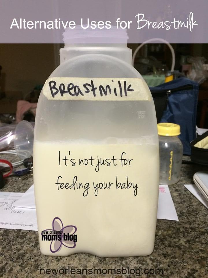 medical benefits of breastmilk