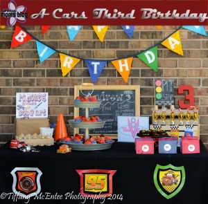 Cars 3rd Birthday Party Pinnable I New Orleans Moms Blog