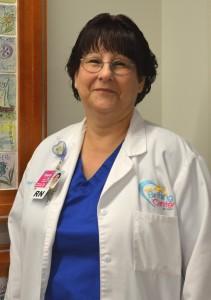 Headshot of Nurse Educator at Touro Infirmary