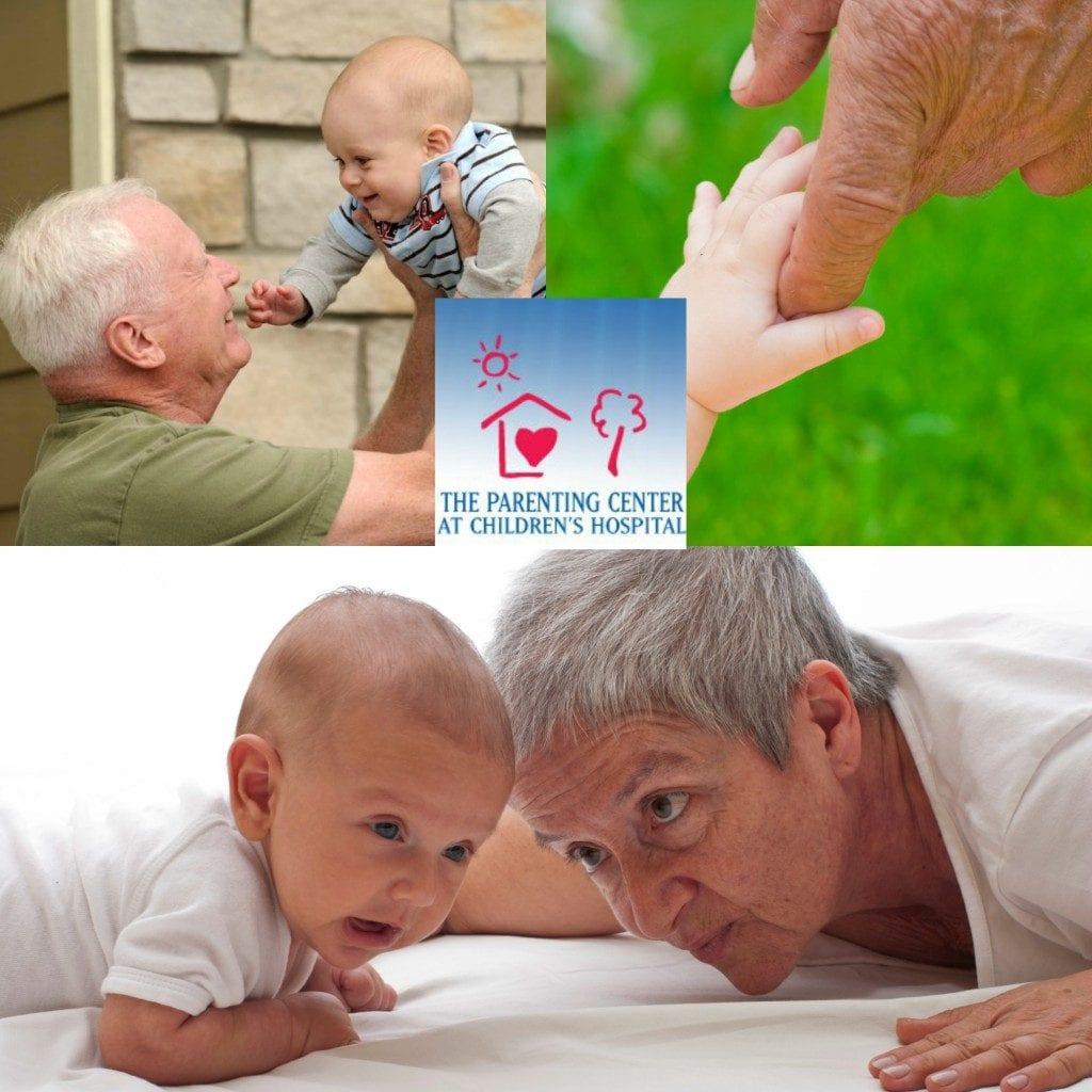Parent Center Grandparent Collage