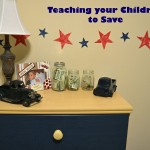 How To Teach Your Children To Save Money {Guest Post by Northshore Mama}
