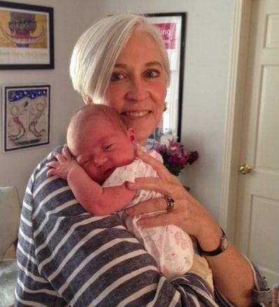 Barbara WIth Grandaughter