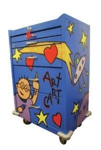 Original Art Cart