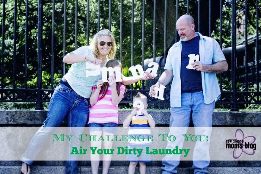 dirty laundry featured