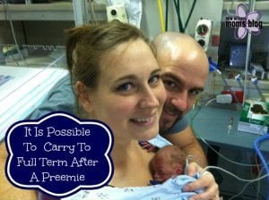 expecting after preemie