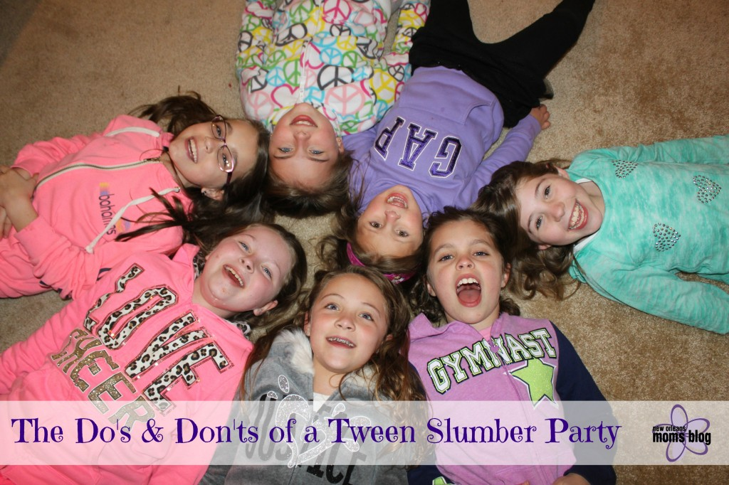 slumber party featured