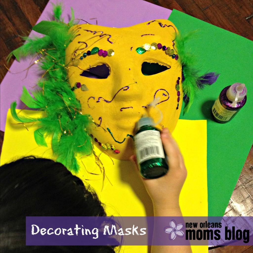 @amb2nola Decorating Mask 150202