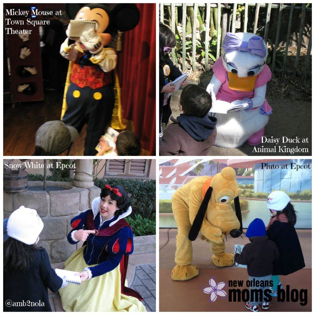 150302 @amb2nola Disney World Character